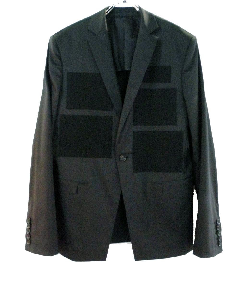 Cotton,Polyester.Pu Jacket