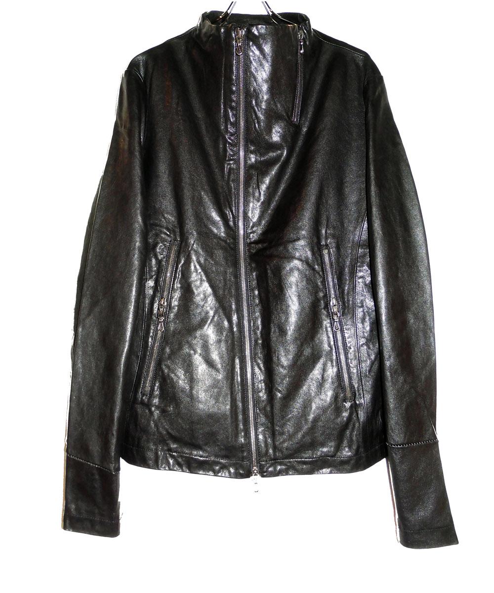 Lamb Leather Blouson