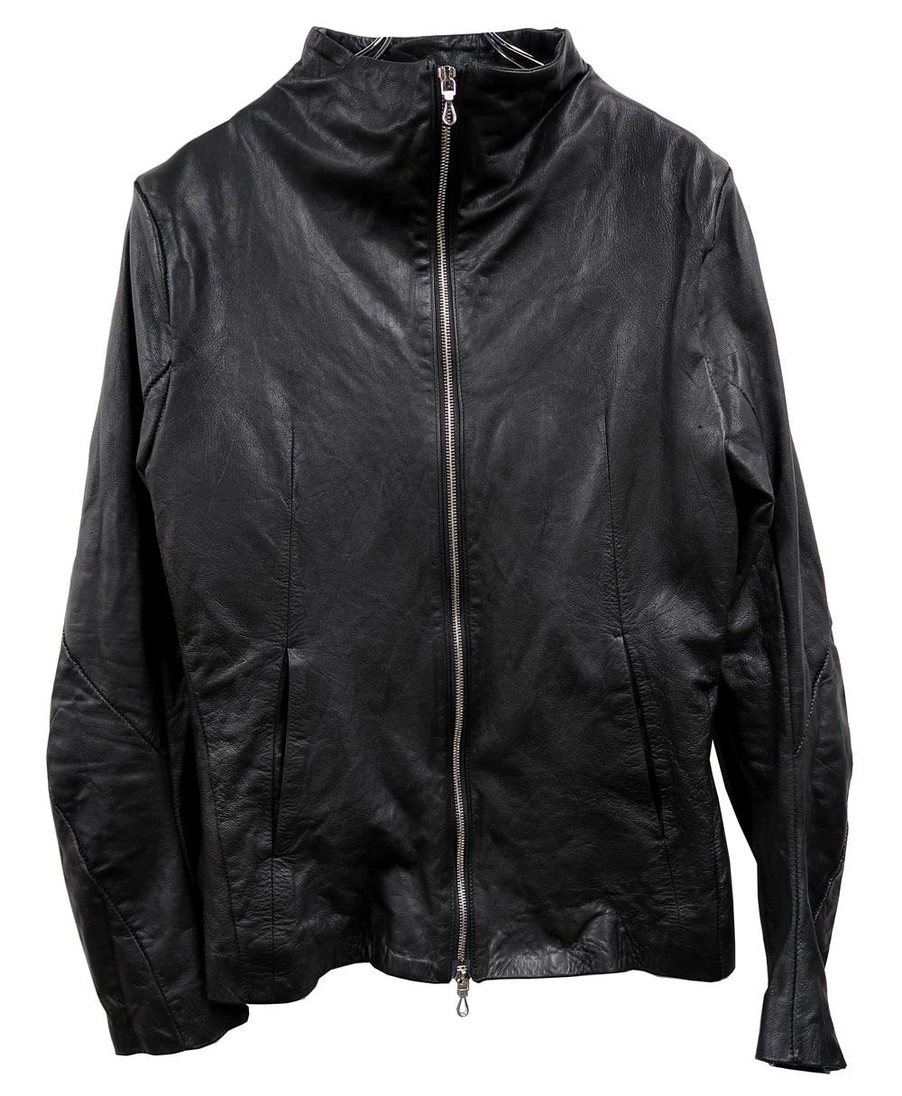Goat Leather Blouson *2色