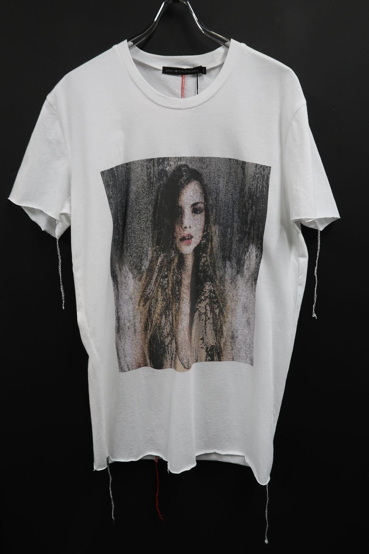 Cotton Round T-shirt *2色