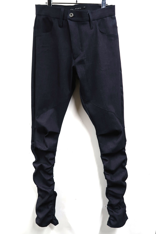 Cotton,Polyester,Pu Pants