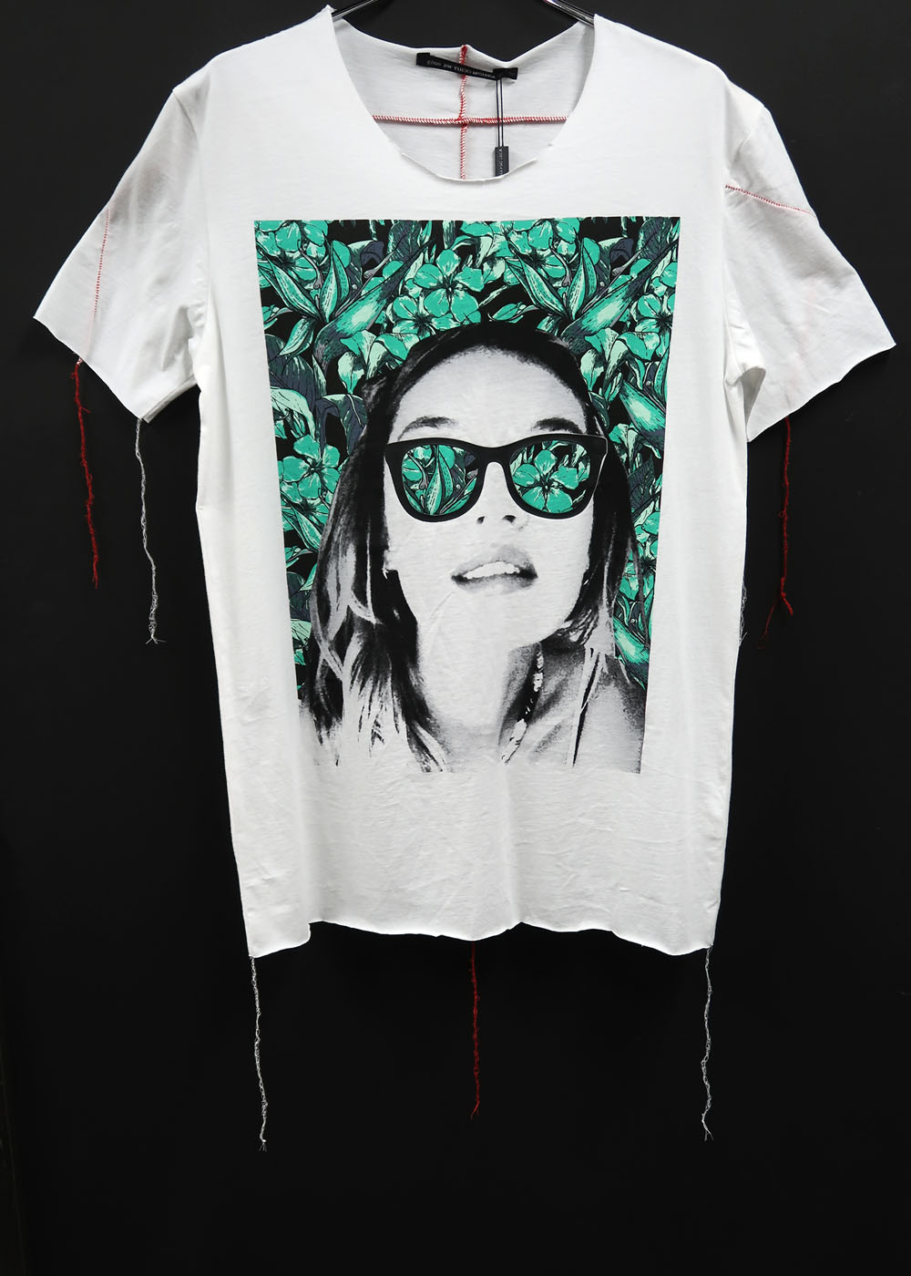 Cotton Round T-shirt