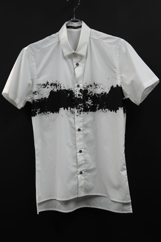 Cotton Broad Short Sleeve Shirt