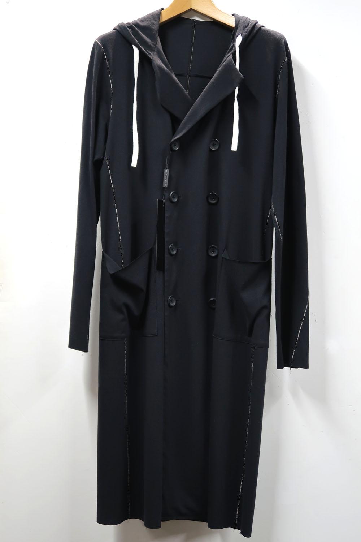 Hooded Jacket Type Cut&Sew