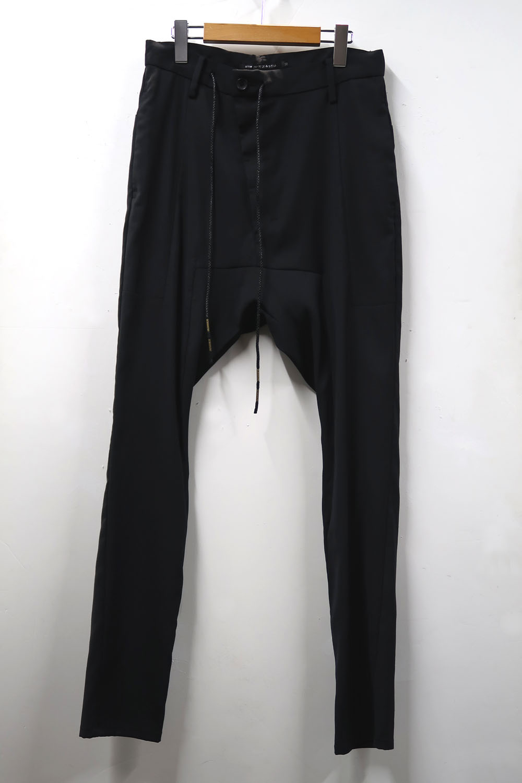 Polyester,Cotton,Linen Oxford-cloth Sarouel Pants