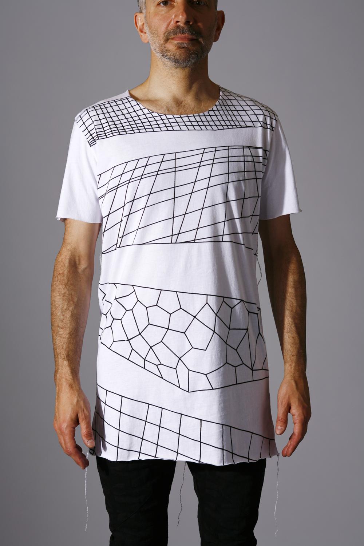 Cotton Big Silhouette T-shirt*2色