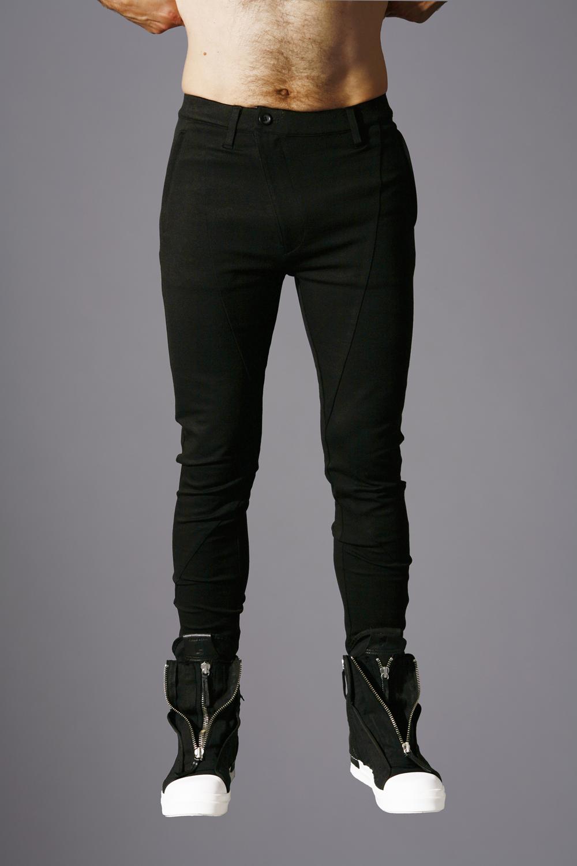 Polyester,Rayon Pants