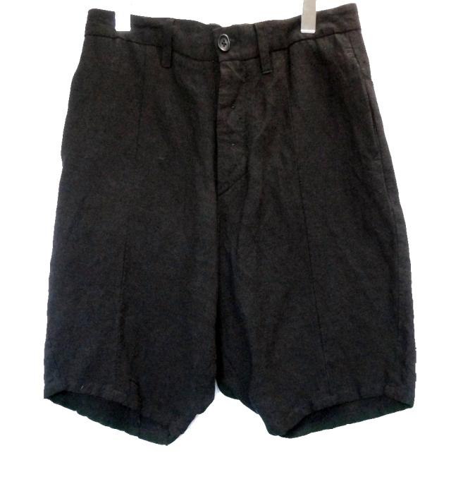 Linen Viscose Half  Pants*2色