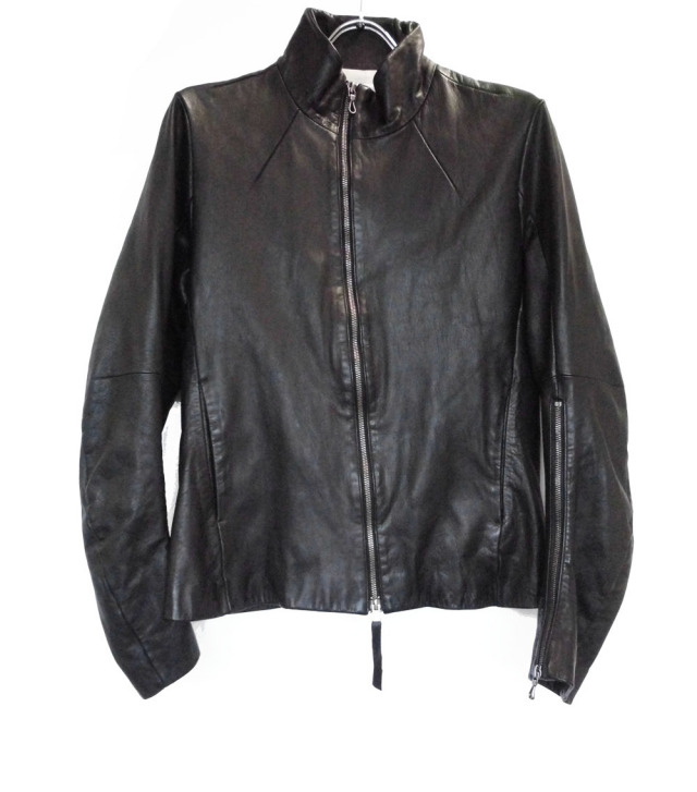 Horse Leather Blouson