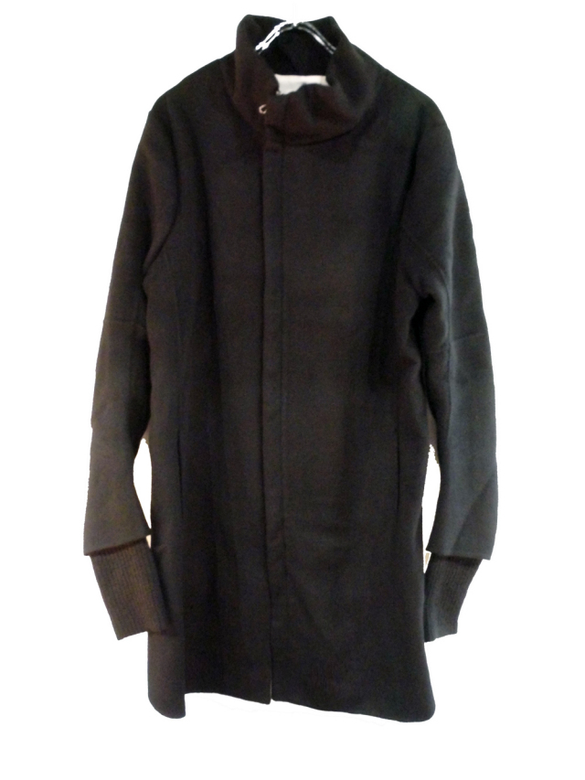 W-Face StandCollarr Coat