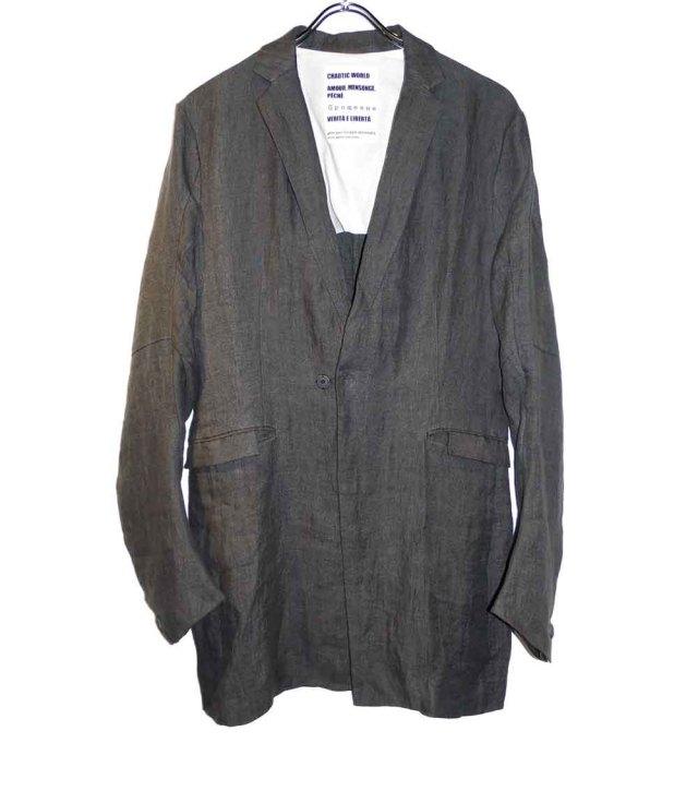 Linen Coat*2色