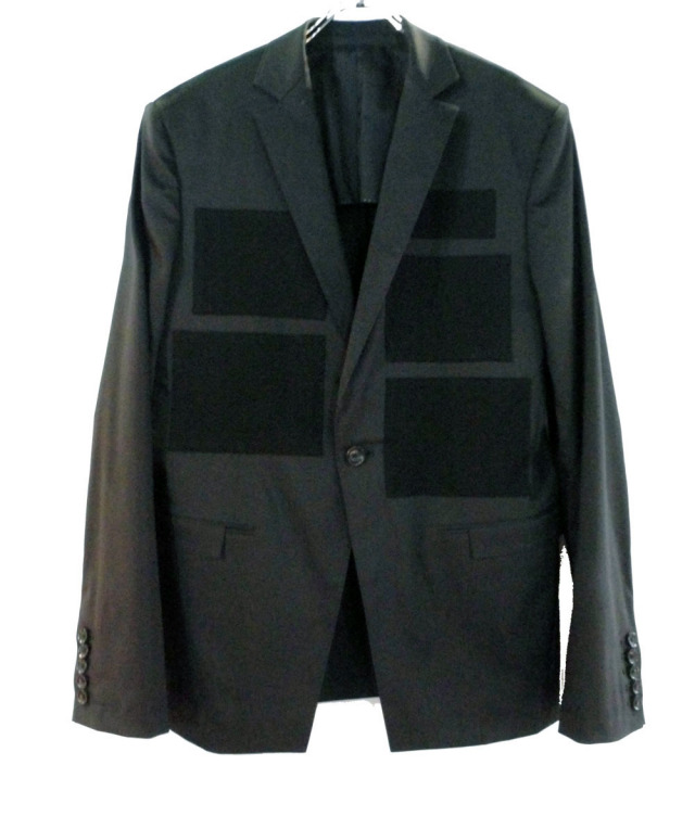 Cotton,Polyester.Pu Jacket