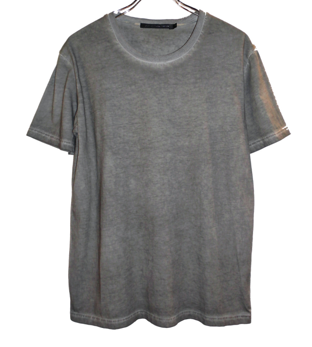 Cotton Round-neck T-shirt