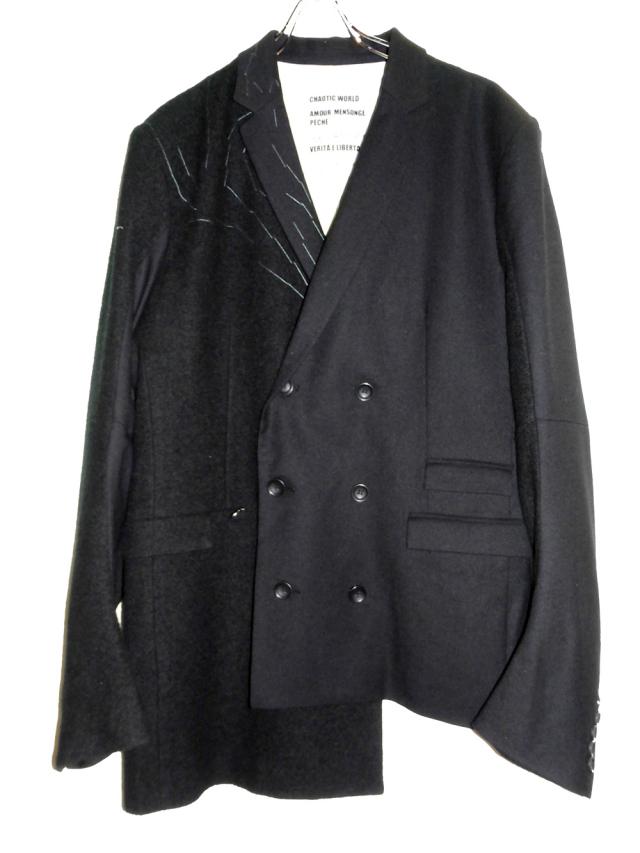Asymmetry Jacket