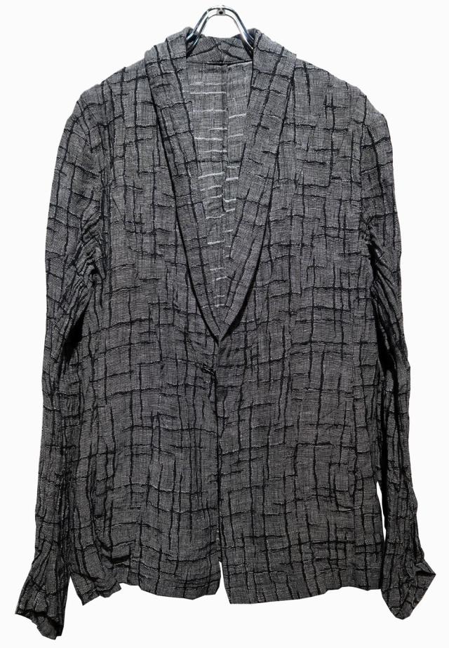 Linen,Nylon Jacket