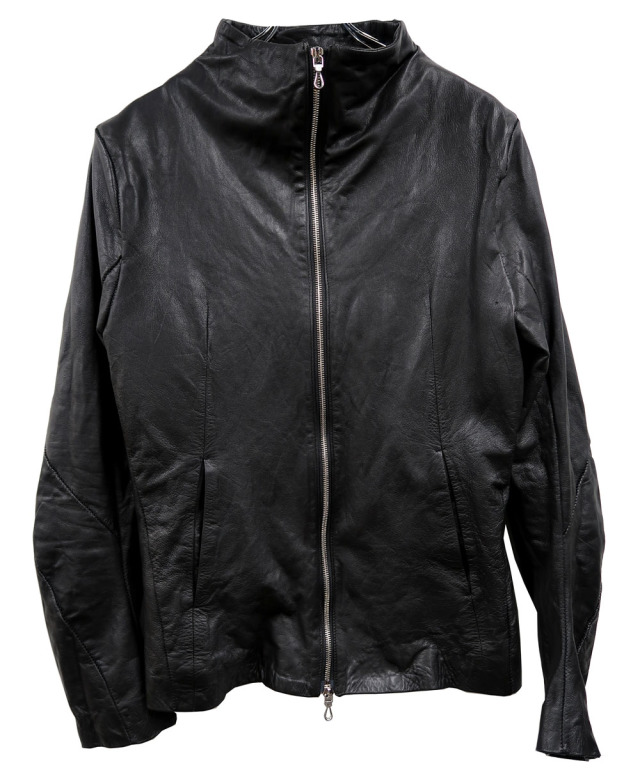 Goat Leather Blouson *2色