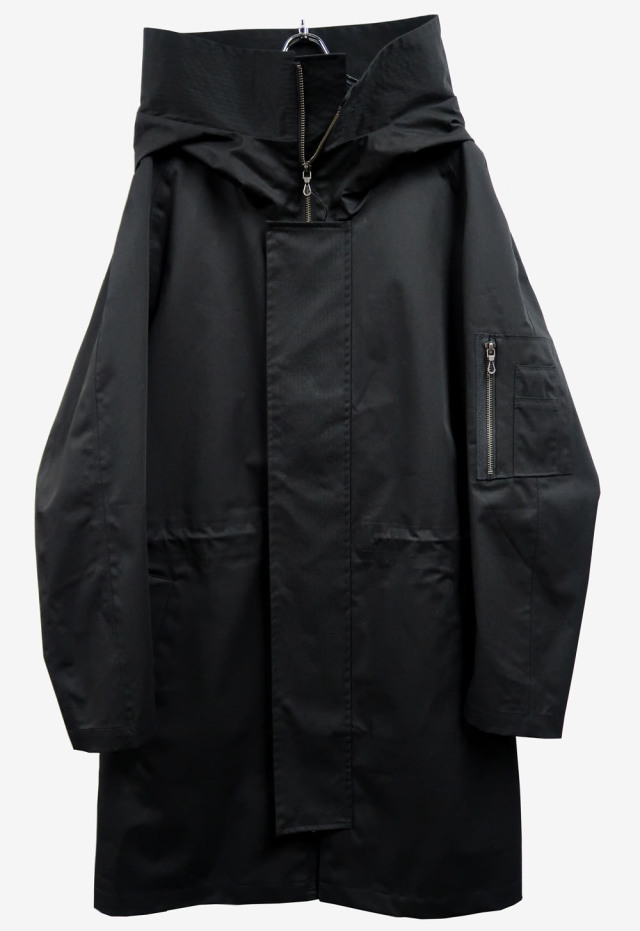 Polyester,Cotton Coat
