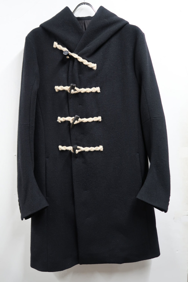 Wool,Angora,Nylon Duffel Coat