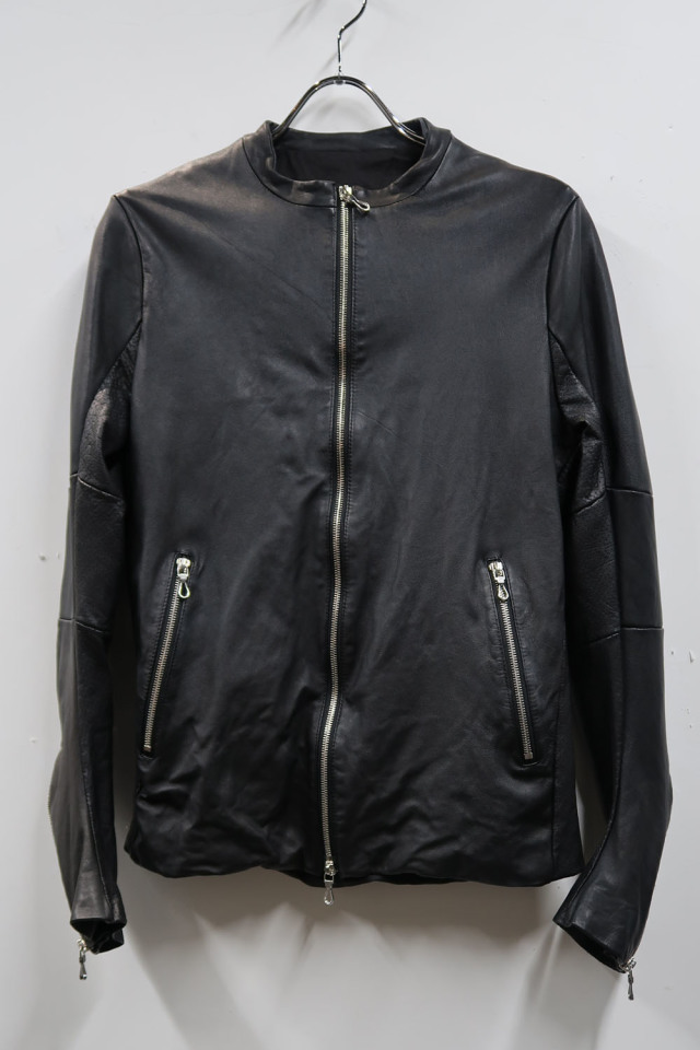 Sheep Leather Blouson #2  *2色