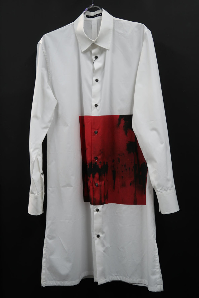 Cotton Big Silhouette Shirt