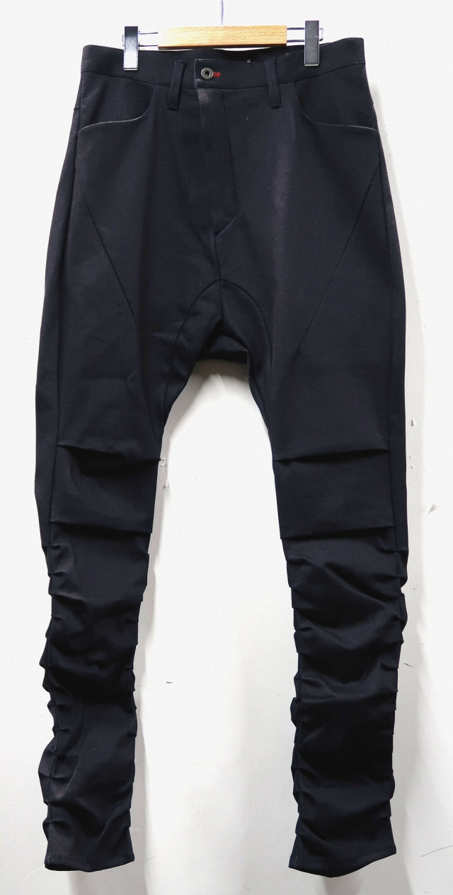 Indigo Stretch Denim Pants
