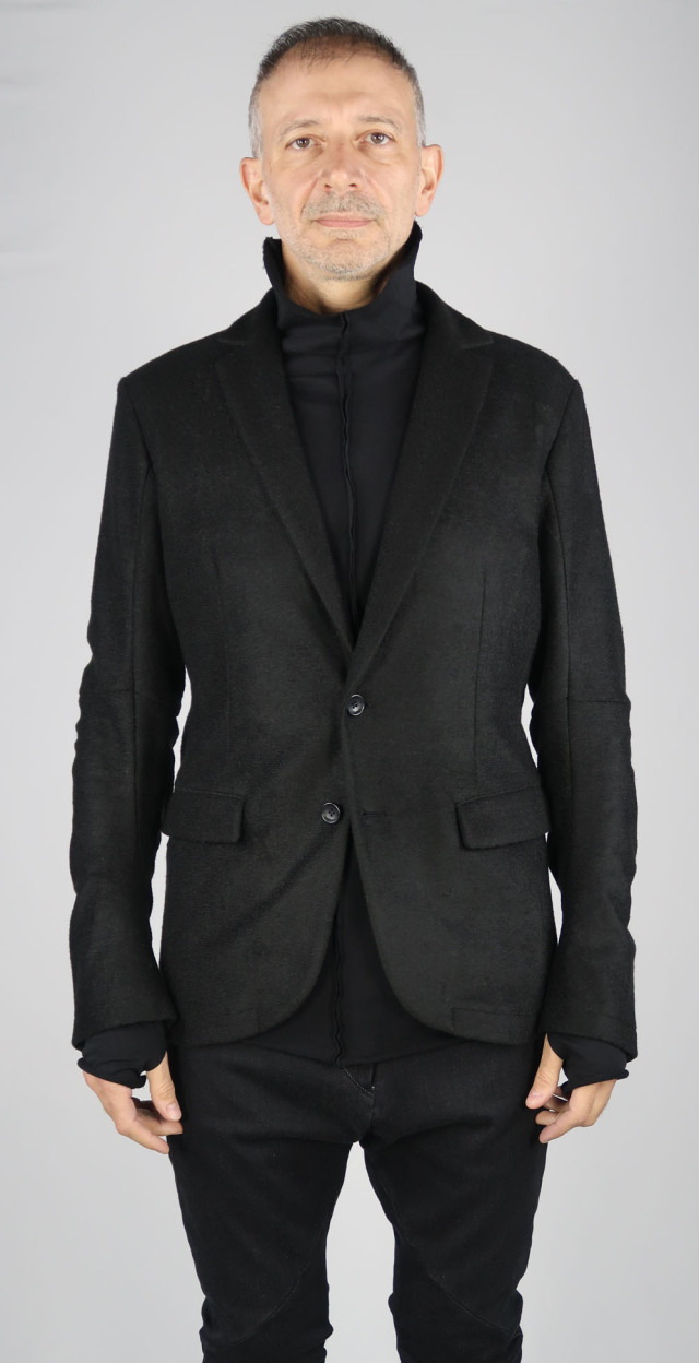 Sliver Bonding Jacket