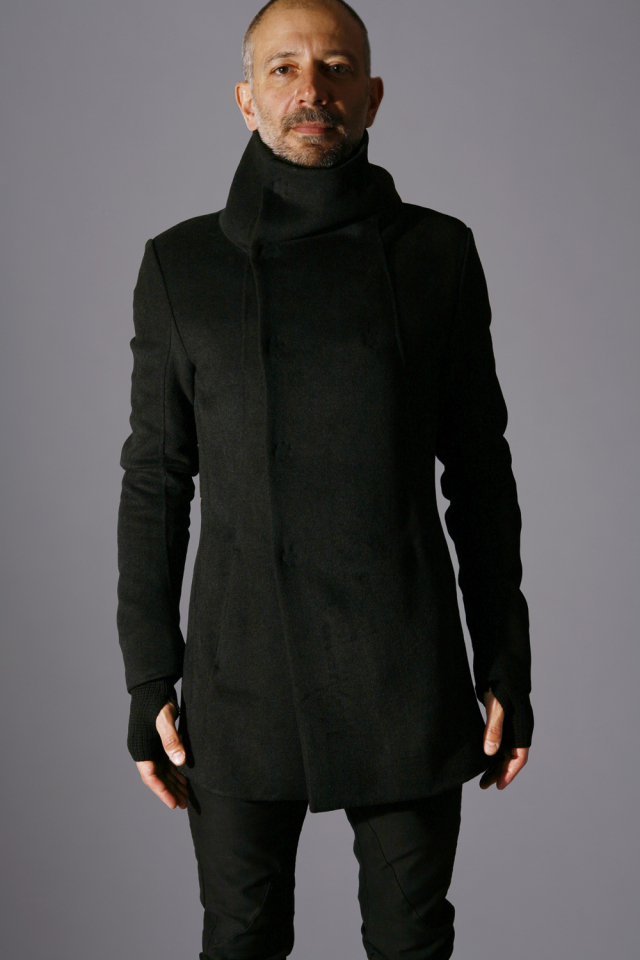 Wool,Polyester  Coat