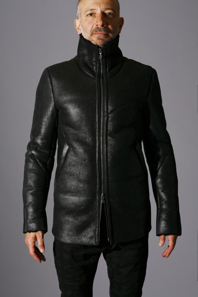 Goat Leather Blouson
