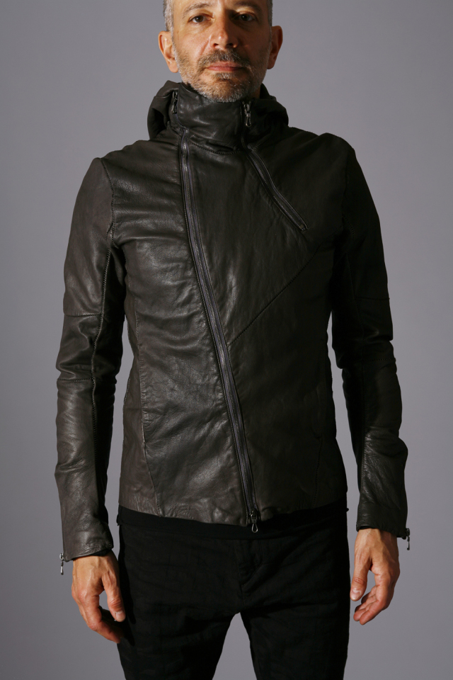 Goat Leather Blouson
