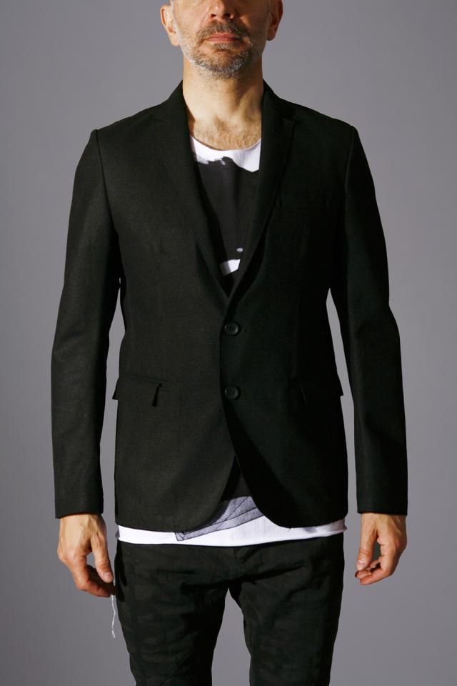 Wool w-face Jacket
