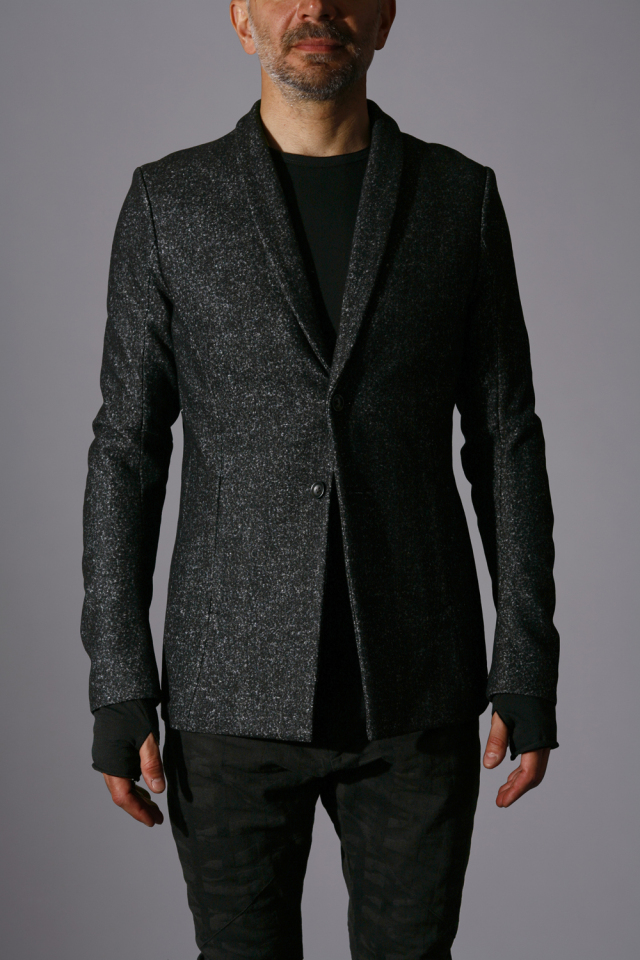 Wool,Polyester Jacket
