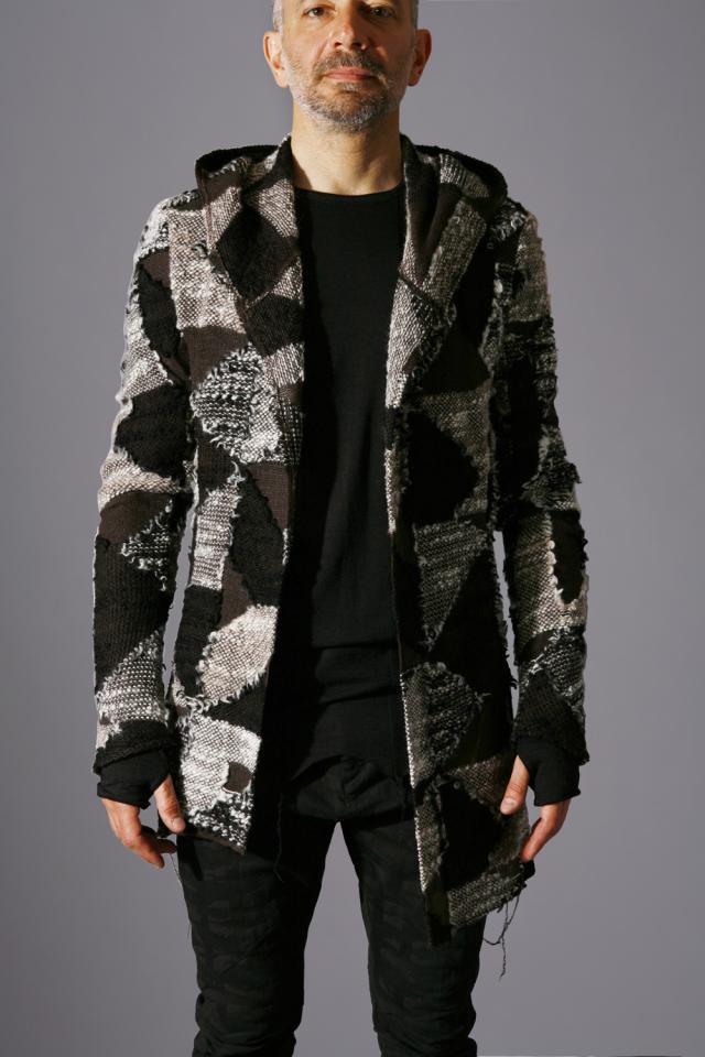 Wool Acrylic Cut&Sew