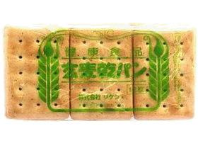 【まとめ買い1ケース30個入り】 玄麦乾パン12枚セット