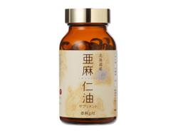 亜麻仁油サプリメント ※α-リノレン酸含有