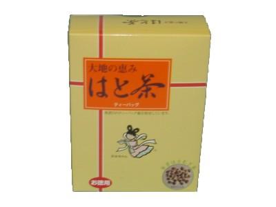 【まとめ買い6個セット】 高千穂漢方研究所 大地の恵み はと茶(大) 5g×72袋