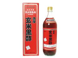 鹿屋 玄米黒酢