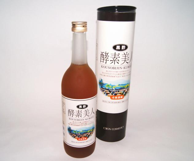 シーボン酵素美人(黒酢)720ml