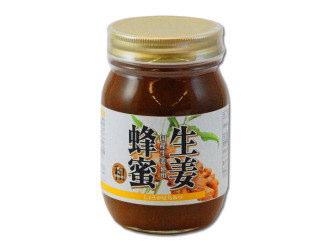 【まとめ買い1ケース12個入り】 生姜蜂蜜