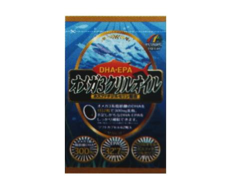 【まとめ買い12個セット】DHAEPAオメガ3 クリルオイル 62粒