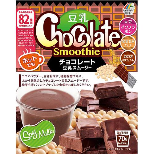 【まとめ買い24個セット】 チョコレート豆乳スムージー70g