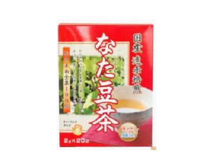 【まとめ買い12個セット】 国産遠赤焙煎 なた豆茶
