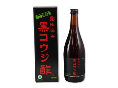 【まとめ買い3個セット】 サンヘルス 黒コウジ酢
