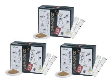 【まとめ買い1ケース10個入り】直火焙煎八宝だし顆粒タイプ