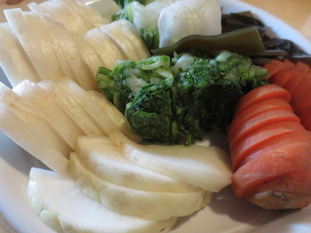 平釜で焙煎した香りの良い【ぬか漬けの素】オーサワジャパン