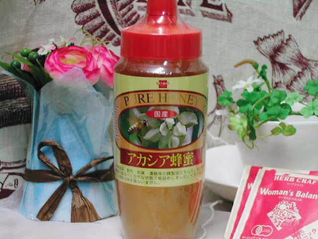 精製していない純粋蜂蜜【国産アカシア蜂蜜】