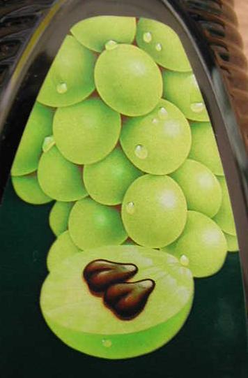ぶどうのポリフェノールで快適な春を【グレープシードオイル(ペットボトル)】