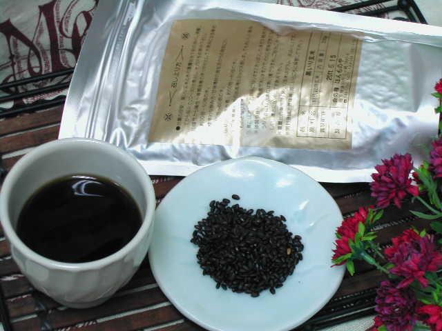 死にかけた人をも救う!?・玄米100%の陽性のお茶【黒いり玄米】