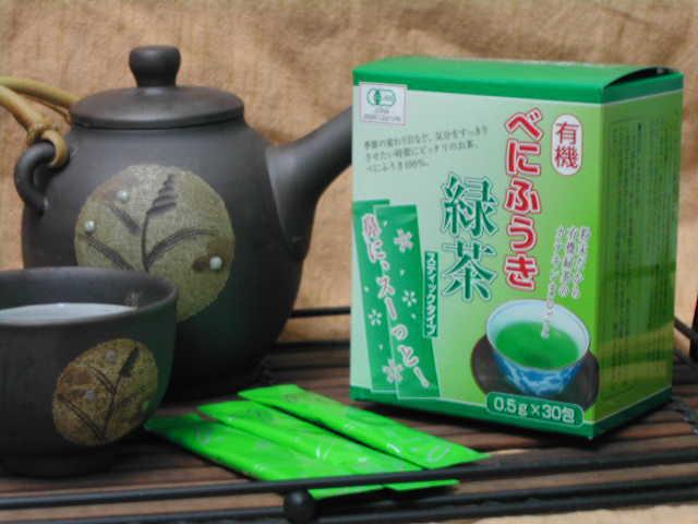 花粉の季節の強い味方・メチルカカテキン【べにふうき緑茶(スティックタイプタイプ粉末)】