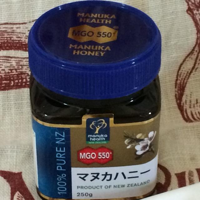 自生のマヌカ蜂蜜100%・抗生物質不使用【マヌカハニー(コサナ)】