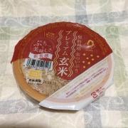 ぷちっとした食感、香りが旨い【プレミアム玄米】